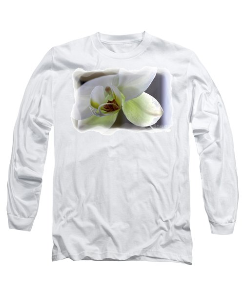 Orchid For Valentines Day Long Sleeve T-Shirt