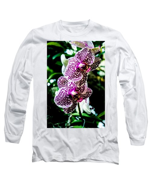Orchid - Pla236 Long Sleeve T-Shirt