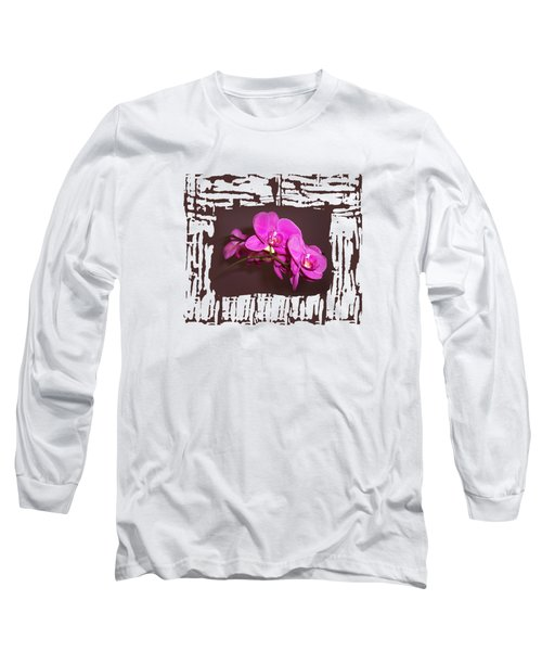 Orchids II Long Sleeve T-Shirt
