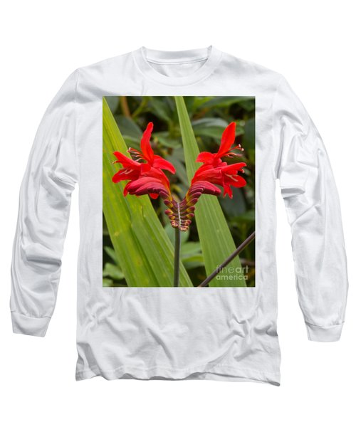 Oregon Flower 1 Long Sleeve T-Shirt