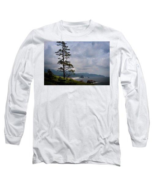 Oregon Ocean Vista Long Sleeve T-Shirt