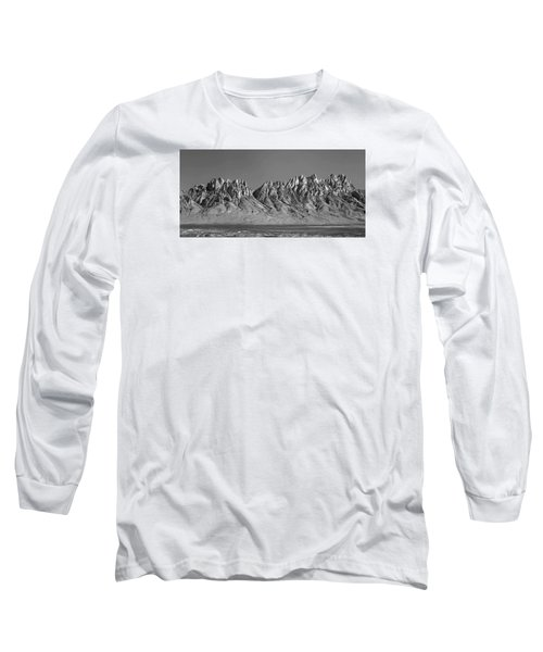 214878-organ Mountains Panorama     Long Sleeve T-Shirt