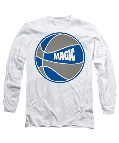 Orlando Magic Retro Shirt Long Sleeve T-Shirt