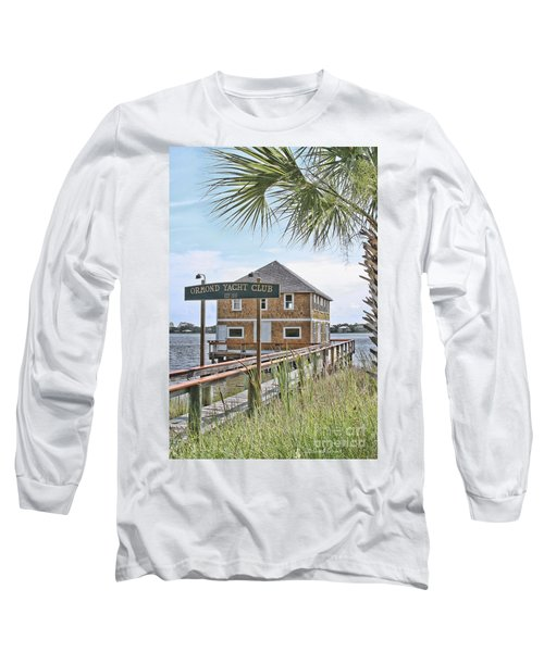 Ormond Yacht Club Long Sleeve T-Shirt