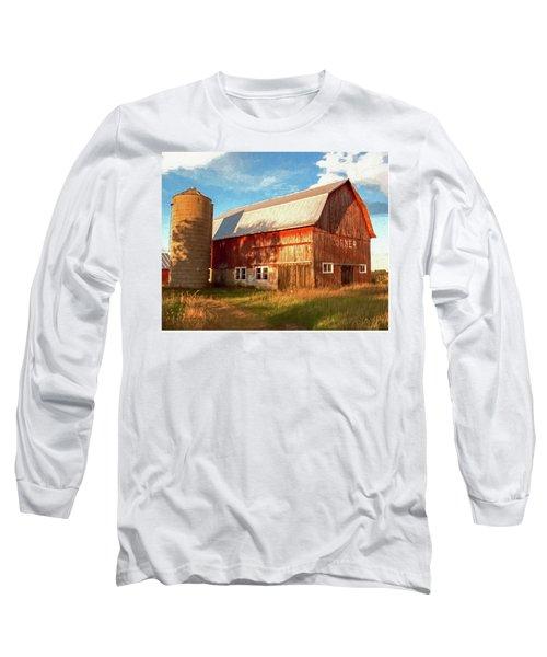 Oslo Corner Long Sleeve T-Shirt