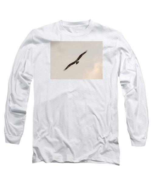 Osprey Head On Long Sleeve T-Shirt