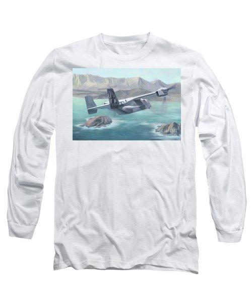 Osprey Over The Mokes Long Sleeve T-Shirt
