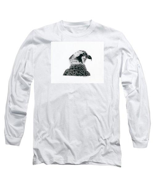 Osprey Portrait Long Sleeve T-Shirt