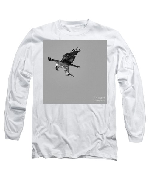 Osprey With Prey Long Sleeve T-Shirt