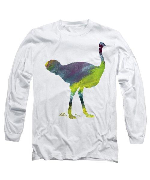 Ostrich Long Sleeve T-Shirt
