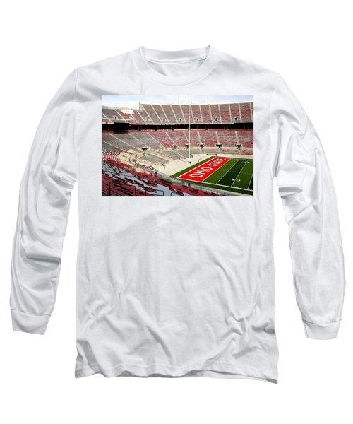 Osu Football Stadium Long Sleeve T-Shirt