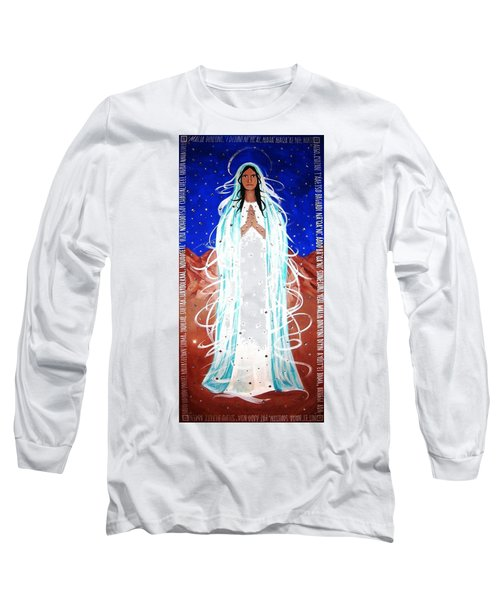Our Lady Of Lucid Dreams Long Sleeve T-Shirt