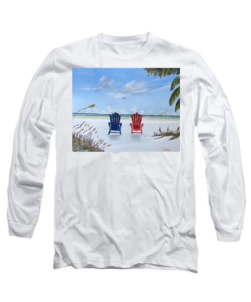 Our Spot On Siesta Key Long Sleeve T-Shirt