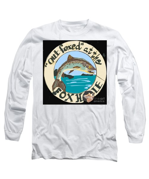 Out Foxed Long Sleeve T-Shirt