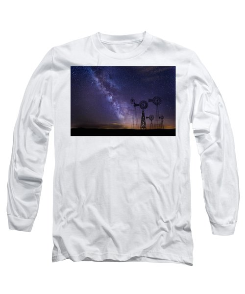 Our Milky Way  Long Sleeve T-Shirt