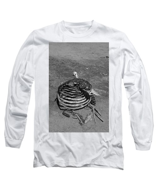 Long Sleeve T-Shirt featuring the photograph Out Of Control by Marie Neder
