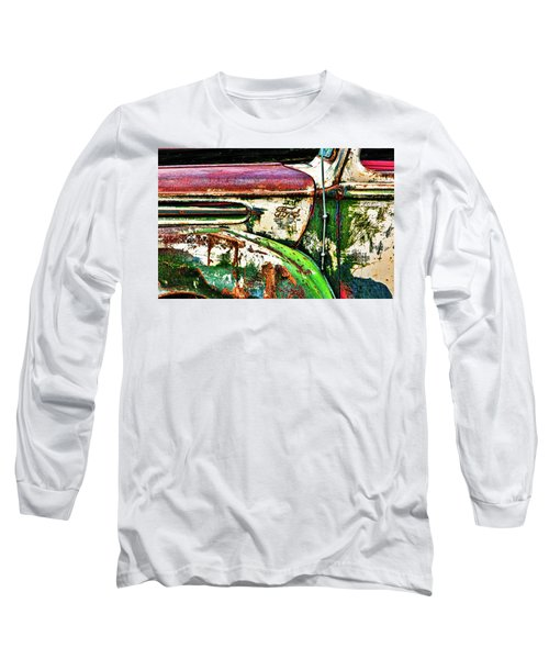 Out Of Warrantee Long Sleeve T-Shirt by Jeffrey Jensen