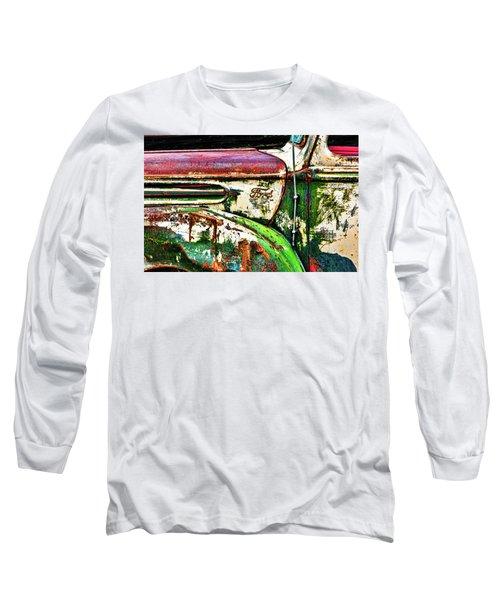 Out Of Warrantee Long Sleeve T-Shirt