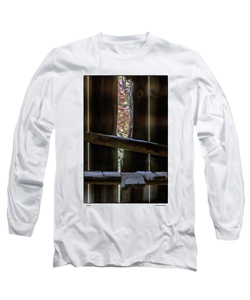 Outside Long Sleeve T-Shirt by R Thomas Berner