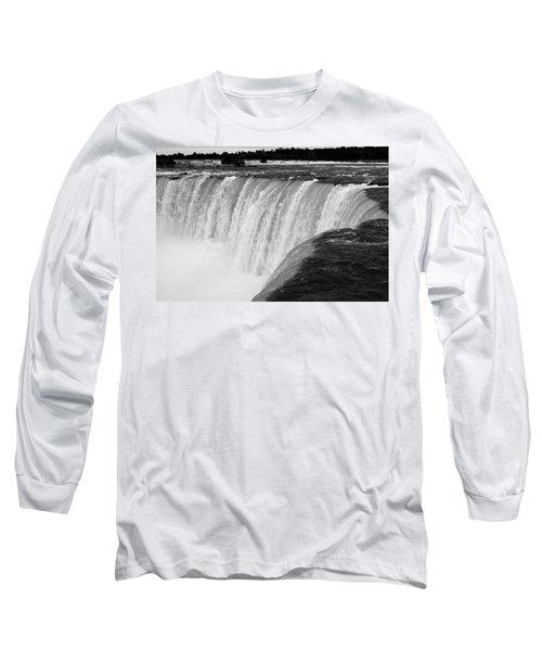 Over The Dam Long Sleeve T-Shirt