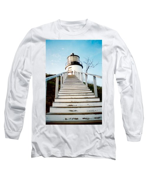 Owl's Head Light Long Sleeve T-Shirt