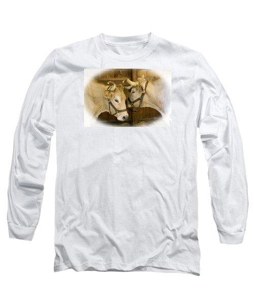 Oxen Team Long Sleeve T-Shirt
