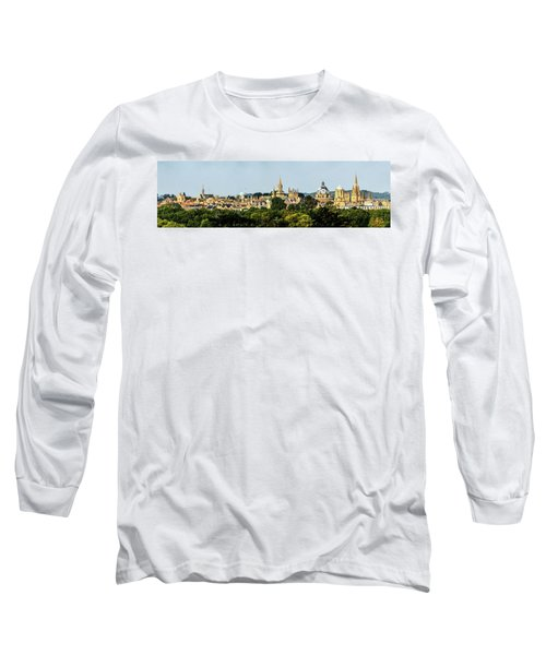 Oxford Spires Long Sleeve T-Shirt by Ken Brannen