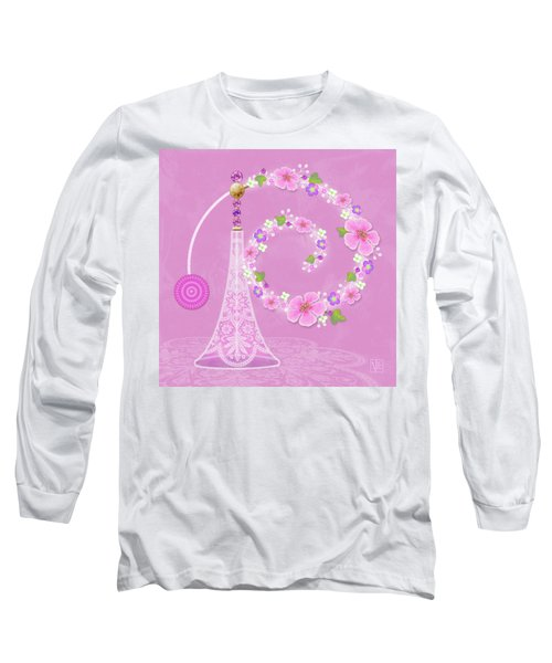 P Is For Perfume Long Sleeve T-Shirt