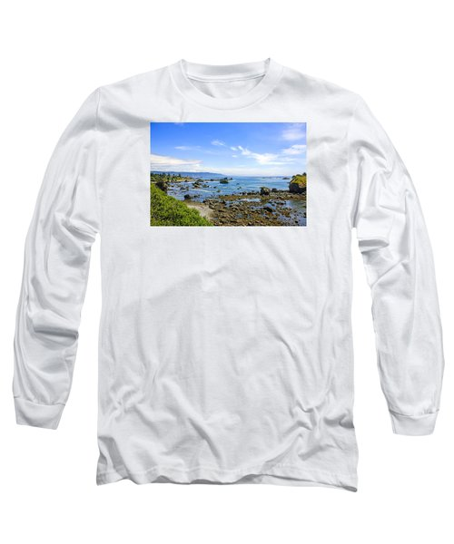 Pacific Northwest Long Sleeve T-Shirt by Chris Smith
