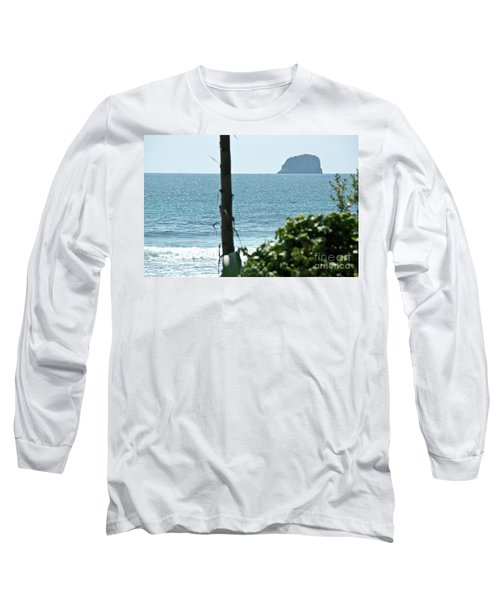 Pacific Ocean Long Sleeve T-Shirt by Yurix Sardinelly