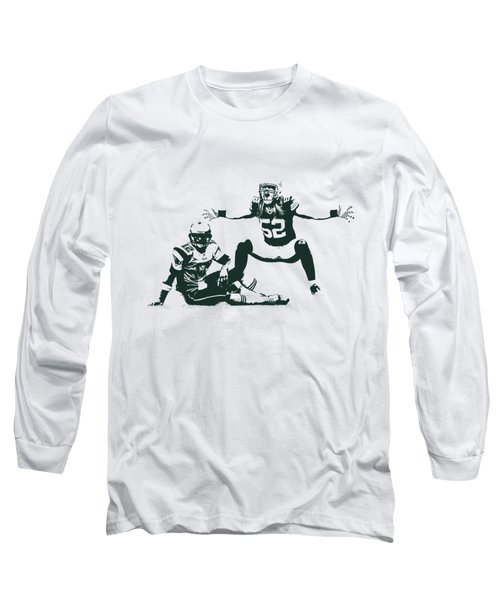 Packers Clay Matthews Sack Long Sleeve T-Shirt