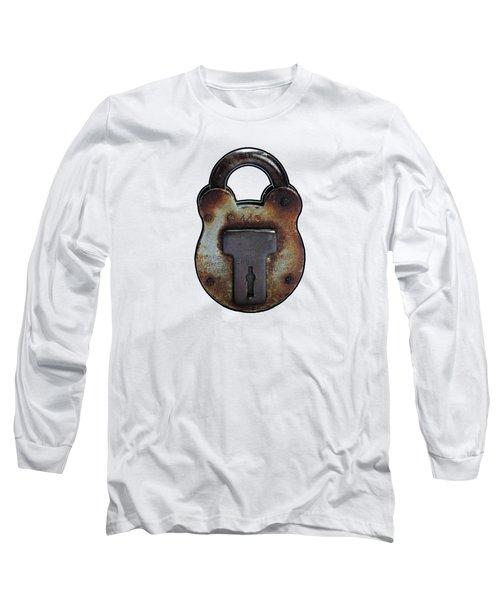 Padlock Long Sleeve T-Shirt