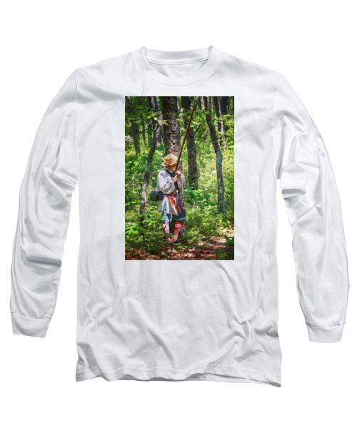 Page 17 Long Sleeve T-Shirt