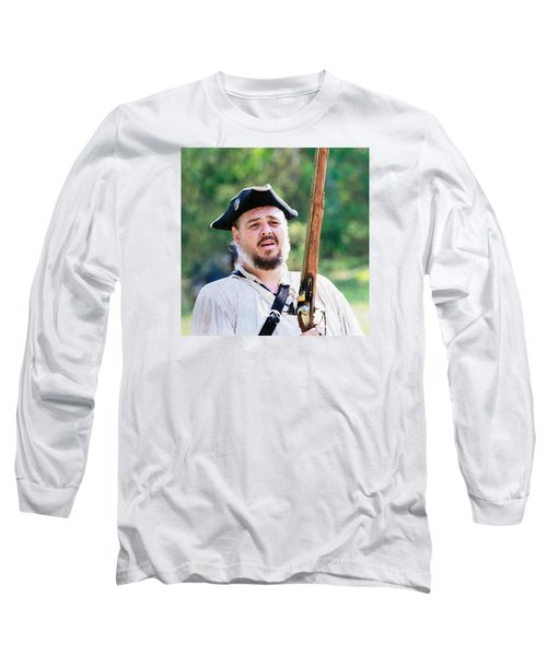 Page 40 Long Sleeve T-Shirt