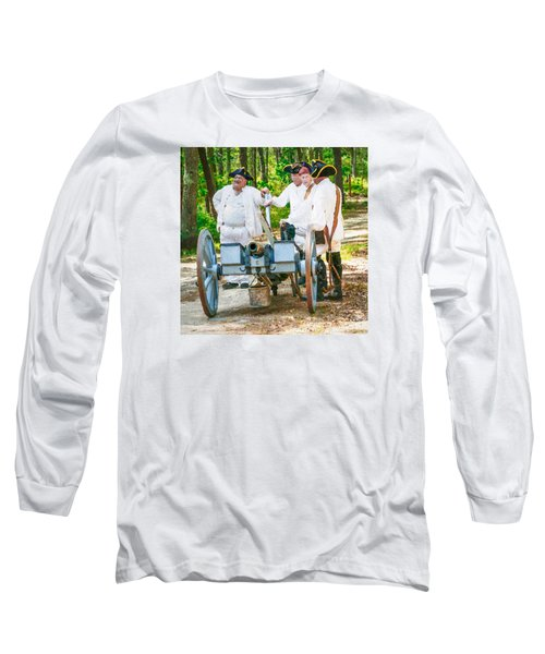 Page 7 Long Sleeve T-Shirt