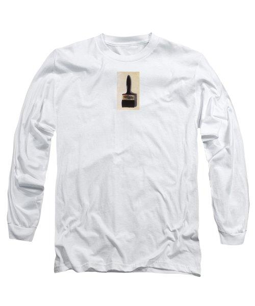 Paintbrush Long Sleeve T-Shirt