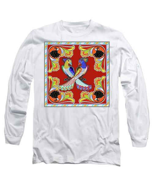 Painting 629 1 Truck Art 6 Long Sleeve T-Shirt