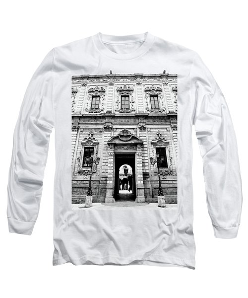 Palazzo Dei Celestini Long Sleeve T-Shirt