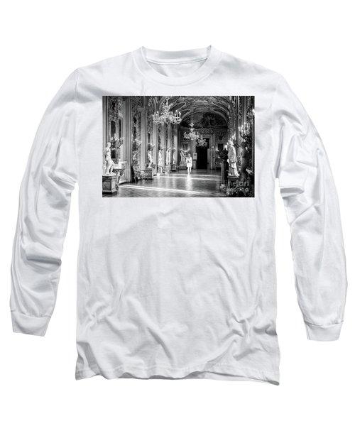 Palazzo Doria Pamphilj, Rome Italy Long Sleeve T-Shirt