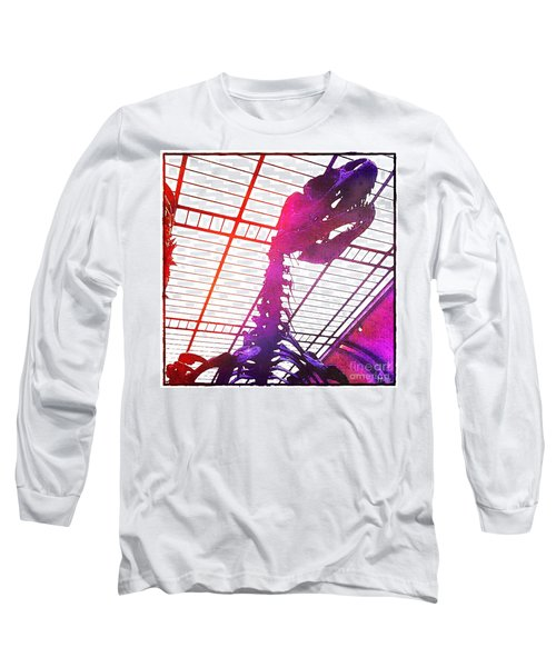 Paleo Rex Long Sleeve T-Shirt