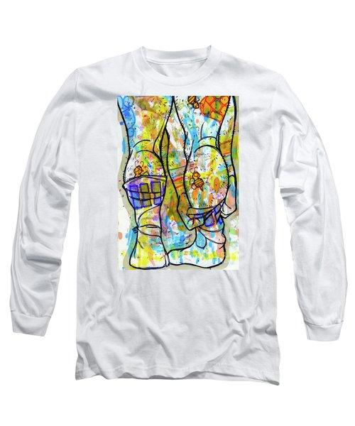 Palette Lad 11 Long Sleeve T-Shirt