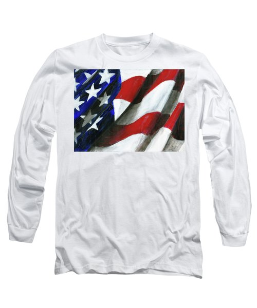 Palette Used To Paint Tn Heros Long Sleeve T-Shirt