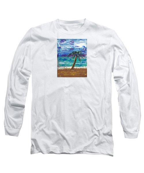 Palm Beach Long Sleeve T-Shirt