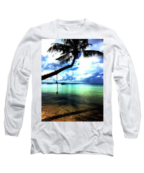 Palm Tree  Long Sleeve T-Shirt
