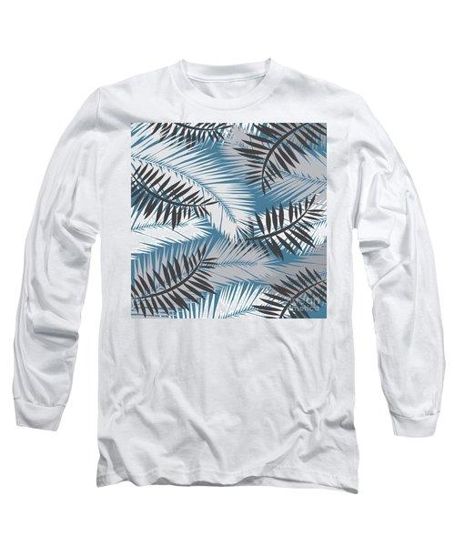 Palm Trees 10 Long Sleeve T-Shirt