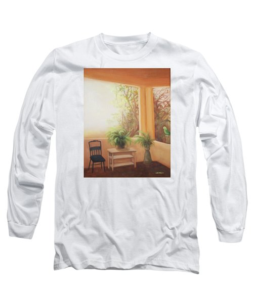 Pancho Come Home Long Sleeve T-Shirt by Irene Corey