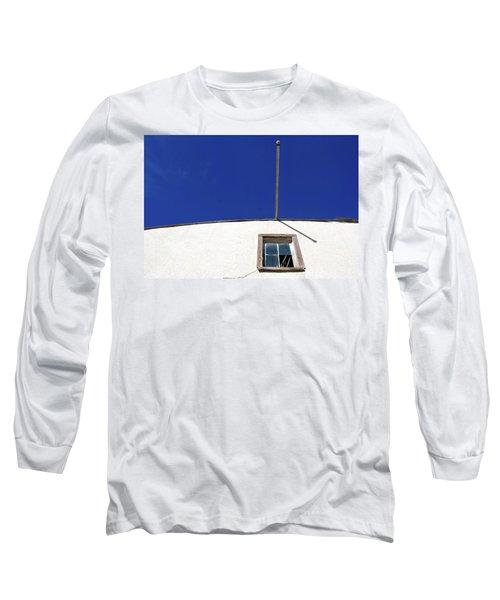 Paneless  Long Sleeve T-Shirt