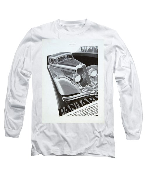 Panhard #8710 Long Sleeve T-Shirt