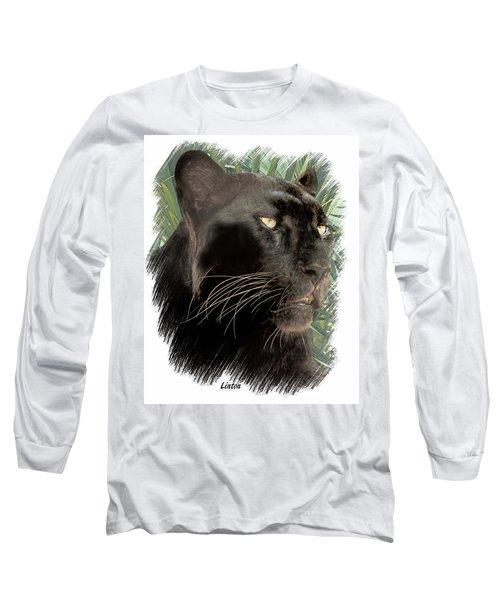 Panther 8 Long Sleeve T-Shirt