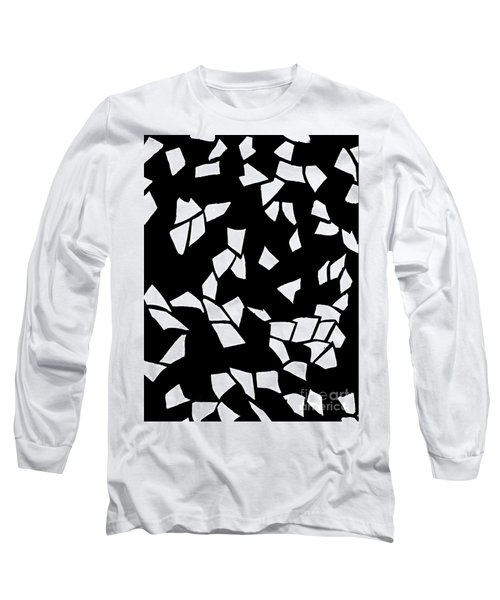 Paper Confetti Long Sleeve T-Shirt by Tim Townsend